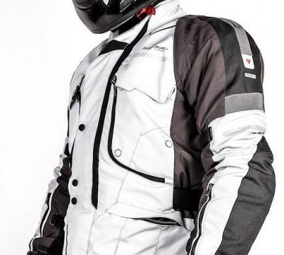 6ccf39ce43 Modeka Westport három rétegű vízálló motoros kabát-Tesztgyőztes termék! képe